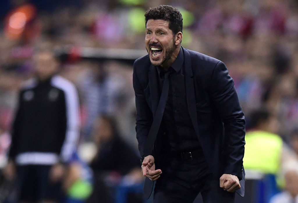 Atletico Madrid, Simeone: