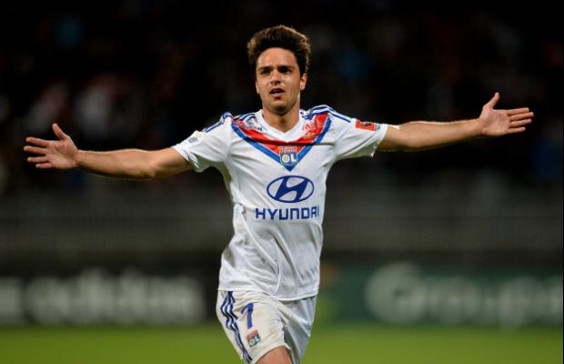 Roma, preso Clément Grenier, centrocampista del Lione: arriva in prestito