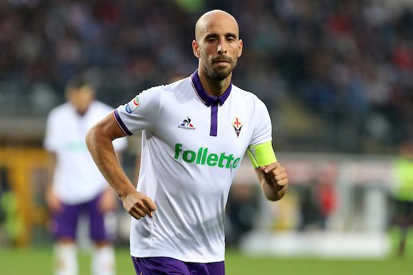 Corvino congeda Borja Valero: